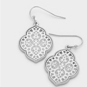 Moroccan  Filligri Earrings